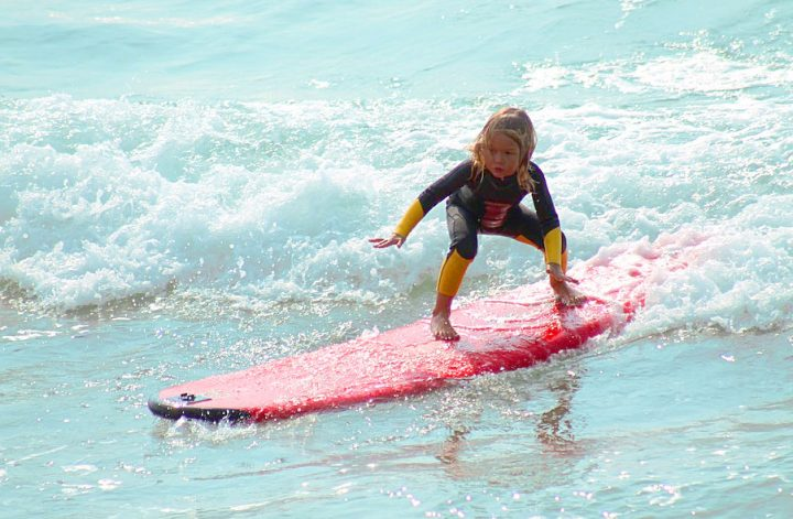 best surfboards for kids